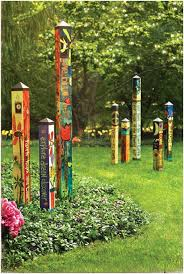 garden poles. these are amazing garden peace art poles to make your a place of beauty and serenity. they come in three sizes: 6\u0027, 4\ o
