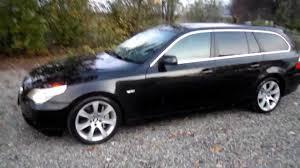 BMW 5 Series bmw 535 diesel : SAM 9324 BMW 535D TOURING ECCELSA 2006 272cv BITURBO - YouTube