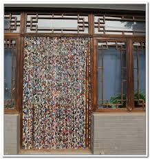 bead door curtain creative idea door beads curtain ikea