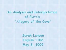 Plato Essay Allegory Cave Plato Allegory Cave Essays