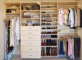 Small Picture Wall Closet Design Home Design Ideas