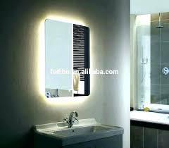 bathroom mirrors with led lights. Bathroom Mirror With Led Lights Vanity Side Mirrors