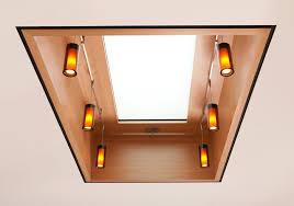 skylight lighting. skylight with pendant lights contemporaryentry lighting
