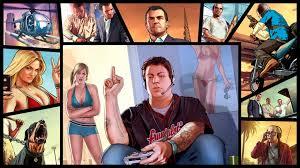 Grand Theft Auto V Youtube Channel Art 980 X 551 Superfastindyfish