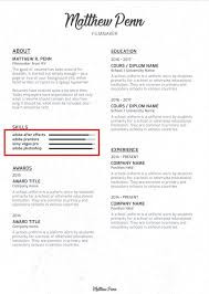 Skills Section For Resumes How To Make Your Resume Better With Keywords Phrases