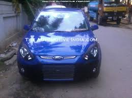 new car launches before diwaliScoop Ford Figo Facelift Snapped Again Launch Around Diwali