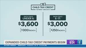 What the expanded child tax credit ...