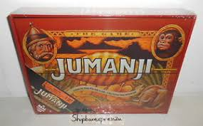 Jumanji Wooden Board Game WOOD JUMANJI WOODEN BOX CASE BOARD GAME EDITION eBay 3