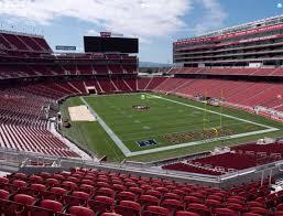 Levis Stadium Section 206 Seat Views Seatgeek