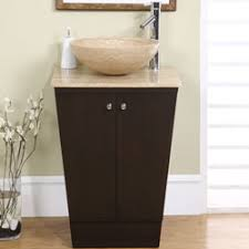 bathroom sink cabinets.  Cabinets 22u201d Perfecta PA117 Bathroom Vanity Single Sink Cabinet Dark Walnut Finish  Travertine With Cabinets