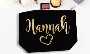 personalized gifts dubai customized gifts personalized make up bag