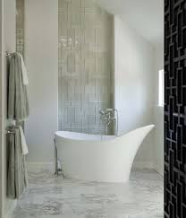 heavenly interior design using marble floor tiles charming design ideas for bathroom decoration using glass