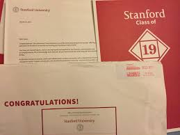 stanford university admit weekend class of
