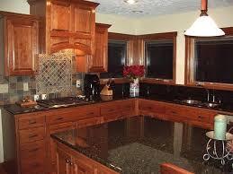 cherry kitchen cabinets black granite. Black Granite Kitchen Cabinets Appealing Cherry Decoration Standard Oak . E