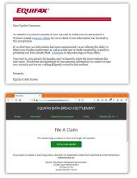 Phishing Scam Equifax Settlement Phishing Scam Green Technology Services