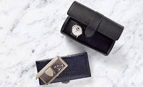 smythson com cufflink and watch boxes