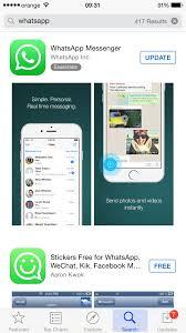 Whatsapp iphone ios 7 download.