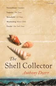 sea shell quotes the shell collector by anthony doerr