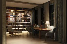 contemporary loft furniture. Contemporary Loft Living Library And Dining Furniture L