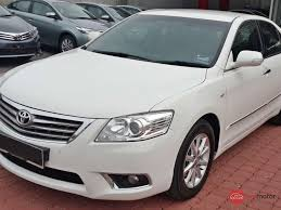 2010 Toyota Camry for sale in Malaysia for RM82,000   MyMotor