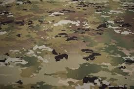 Ocp Pattern Amazing Multicam OCP Scorpion NylonCotton FR Duck Military Camouflage