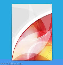 Free Cover Templates Red Abstract Background Design Template Book Cover Album Vector