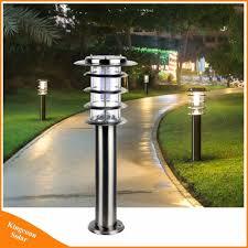 Solar Led Landscape Lights Hot Item Outdoor Solar Led Garden Park Lawn Light For Courtyard Landscape Lighting