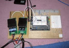diy control loading system 64 mhz signal processor unit