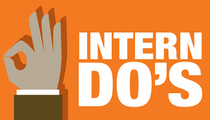 Advice For An Intern From An Intern Sunrise Advertising