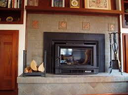 home design fireplace tile ideas craftsman craftsman compact fireplace tile ideas craftsman intended for found