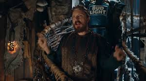 Cast Of Bud Light Dilly Dilly Commercial Ads We Like Dilly Dilly Return Sees Bud Light Knight