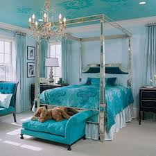 Blue girls bedrooms Turquoise Blue Girl Bedroom 10 Hative 50 Awesome Blue Bedroom Ideas For Kids Hative