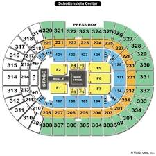 Schottenstein Arena Seating Chart 23 Prototypic Ohio State Schottenstein Center Seat Chart