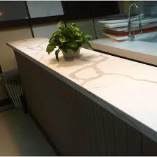 prefabricated bullnose edge pure white quartz stone countertop