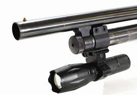 Mossberg 500 Tactical Light Hunting Light For Mossberg 500 Pump Single Rail Mount