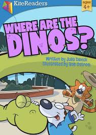 3 where are the dinos here s a book