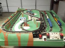 17 best images about lionel train dealer display info lionel train layouts lionel o gauge train layout
