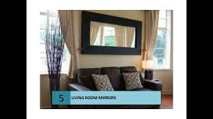 Modern Mirrors For Living Rooms  YouTubeModern Mirrors For Living Room