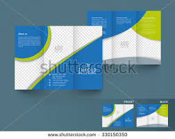 Presentation Trifold Stylish Trifold Brochure Design Presentation Template Download