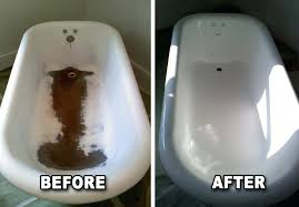how to resurface a bathtub resurfacing cost reglazing and tile refinishing miami reviews