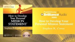 Personal Value Statement Examples Interesting Step By Step Creating A Personal Mission Statement
