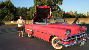 1954 Chevrolet Bel Air Convertible - YouTube