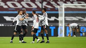 Read about west ham v man utd in the premier league 2020/21 season, including lineups, stats and live blogs, on the official website of the premier league. West Ham Vs Manchester United Score Bruno Fernandes Fuels Red Devils Comeback Cbssports Com