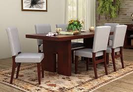 romantic extraordinary six seat dining table and chairs 28 with in set for 6 idea 4