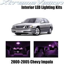 2005 Chevy Impala Fog Lights Xtremevision Interior Led For Chevy Impala 2000 2005 16 Pieces Pink Interior Led Kit Installation Tool
