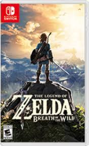 <b>The Legend of Zelda</b>: Breath of the Wild for Nintendo Switch ...