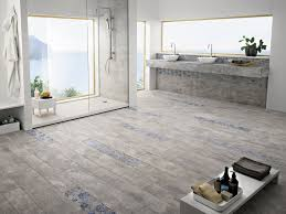 Tiled Bathroom Floors 25 Beautiful Tile Flooring Ideas For Living Room Kitchen And