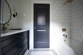 black and white hexagon tile floor. Contemporary White View Full Size Beautiful Black And White Bathroom Features  Hex Tiled Floor  For Black And White Hexagon Tile Floor O
