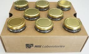 easy handling of glass soil jars