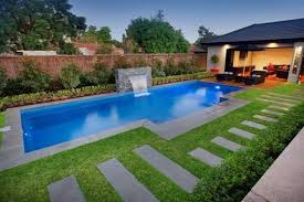 Backyard Designs With Pool And Outdoor Kitchen Beauteous Pool Design Ideas Get Inspired By Photos Of Pools From Australian
